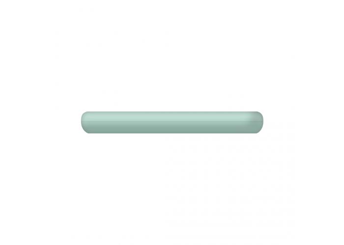 Силиконовый чехол Apple Silicone Case Mint (мятный) для iPhone 6/6s (копия)