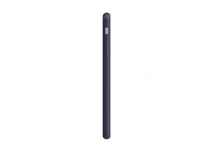 Силиконовый чехол Apple Silicone Case Midnight Blue для iPhone 6/6s (копия)