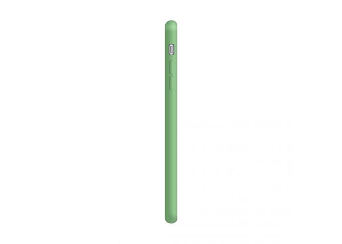 Силиконовый чехол Apple Silicone Case Green для iPhone 6/6s (копия)