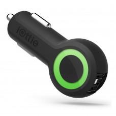 Автомобильное зарядное устройство iOttie RapidVOLT Max Dual Port USB Car Charger Black CHCRIO104BK