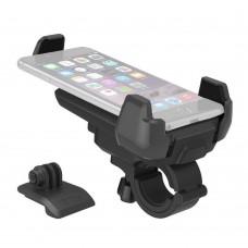 Велосипедный держатель iOttie Active Edge Bike Mount for iPhone, Smartphones & GoPro - Black HLBKIO102GP