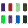 Силиконовый чехол Apple Silicone Case Pink Sand для iPhone 7/8 (копия)