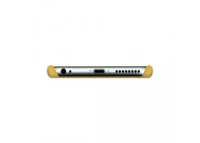 Силиконовый чехол Apple Silicone Case Lemonade для iPhone 7/8 (копия)
