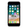 Силиконовый чехол Apple Silicon Case Charcoal Gray (серый) для iPhone 7/8 (копия)