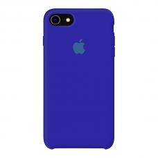Силиконовый чехол Apple Silicone Case Ultra Blue для iPhone 7 / 8