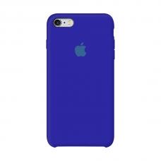 Силиконовый чехол Apple Silicone Case Ultra Blue для iPhone 6 / 6s