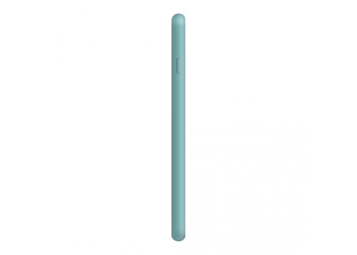 Силиконовый чехол Apple Silicone Case Sea Blue для iPhone 7 plus/8 plus (Реплика)