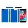 Силиконовый чехол Apple Silicone Case Royal Blue для iPhone 7 Plus / 8 Plus (копия)