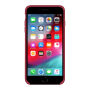 Силиконовый чехол Apple Silicone Case Red Raspberry для iPhone 7 plus/8 plus (Реплика)