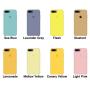 Силиконовый чехол Apple Silicone Case Light Pink для iPhone 7 plus/8 plus (Реплика)