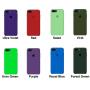 Силиконовый чехол Apple Silicone Case Peach для iPhone 7 plus/8 plus (Реплика)