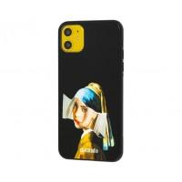 "Чехол для iPhone 11 Artstudio Antiq Modern ""Girl"""