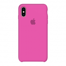 Силиконовый чехол Apple Silicone Case Dragon Fruit для iPhone X/Xs