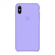 Силиконовый чехол Apple Silicone Case Violet для iPhone Х/Xs