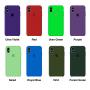 Силиконовый чехол Apple Silicone Case Royal Blue для iPhone X /10/Xs (копия)