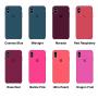 Силиконовый чехол Apple Silicone Case Charcoal Grey для iPhone X /10 Xs/10s (копия)