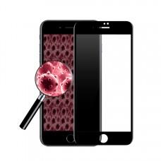 Защитное стекло SIM Glass для iPhone 7 Plus/ 8 Plus Black (Черное)