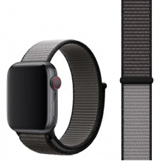 Ремешок для Apple Watch 42/44mm Nylon Sport Loop Anchor Gray