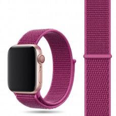Ремешок для Apple Watch 42/44mm Nylon Sport Loop Dragon Fruit