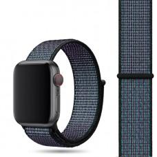 Ремешок для Apple Watch 42/44mm Nylon Sport Loop Hyper Grap