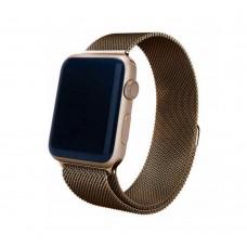 Ремешок для Apple Watch Milanese loop 38/42мм Brown