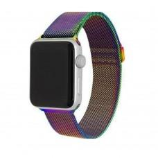 Ремешок для Apple Watch Milanese loop 38/42мм Chameleon