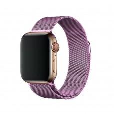 Ремешок для Apple Watch Milanese loop 38/42мм Dragon Fruit