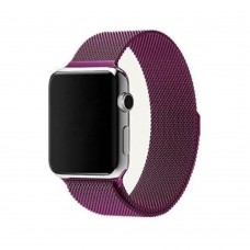 Ремешок для Apple Watch Milanese loop 38/42мм Purple