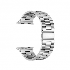 Ремешок Apple watch 42/44mm Metall Old 3 Silver