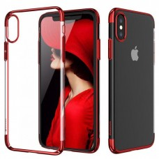 Чехол Baseus Shining Case Красный для iPhone X/Xs
