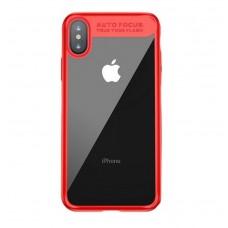 Чехол для iPhone X/Xs Baseus Suthin Case Red