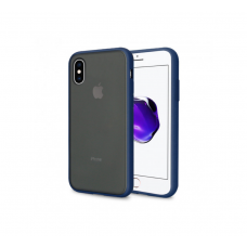 Чехол Сucoloris для iPhone X/Xs Full Blue