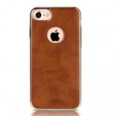 Чехол для iPhone 7/8 Remax Beck Case Brown
