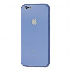 Чехол для iPhone 7/8 Glass Pastel Color Lavander Gray
