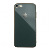 Silicone Logo Case для iPhone 7/8 Forest Green