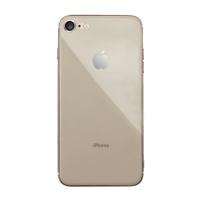 Silicone Logo Case для iPhone 7/8 Gold
