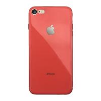 Silicone Logo Case для iPhone 7/8 Orange