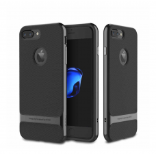 Чехол Rock Royce Series для iPhone 7 Plus/8 Plus Jet Black