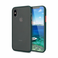 Чехол Сucoloris для iPhone Xs Max Black Orange