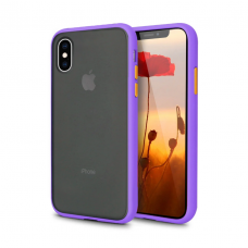 Чехол Сucoloris для iPhone Xs Max Purple Orange