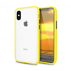 Чехол Сucoloris для iPhone Xs Max Yellow Black