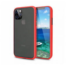 Чехол Сucoloris для iPhone 11 Pro Red Black
