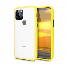 Чехол Сucoloris для iPhone 11 Pro Yellow Black