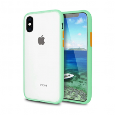 Чехол Сucoloris для iPhone Xs Max Mint Orange