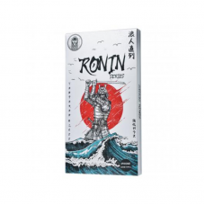 Защитное стекло для IPhone X/Xs/11 Pro KAIJU RONIN ЧЕРНЫЙ