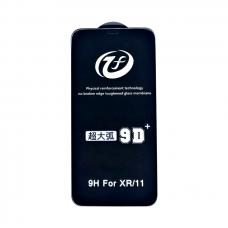 Защитное стекло для iPhone Xr / 11 Full Glue