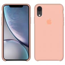Силиконовый чехол Apple Silicone Case Graipfruit для iPhone Xr