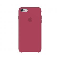 Силиконовый чехол Apple Silicone case Camelia для iPhone 6 Plus /6s Plus (копия)