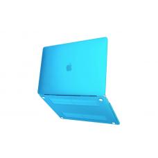 Пластиковый чехол для MacBook Air 13.3 Matte Blue DDC
