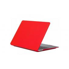 Пластиковый чехол для MacBook Air 13.3 Matte Red DDC